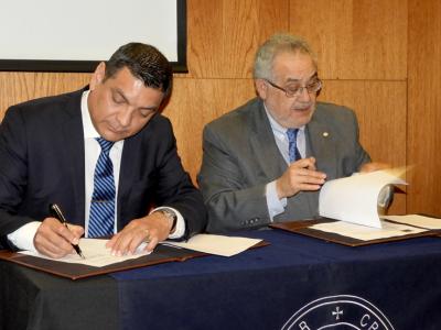 SENDA y Universidad San Sebastián se unen para realizar primer estudio de drogas en universitarios
