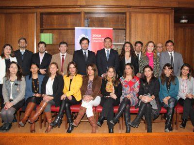Directores regionales de SENDA participaron en  jornada nacional