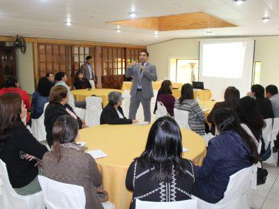 SENDA realiza exitoso taller de Habilidades Preventivas Parentales