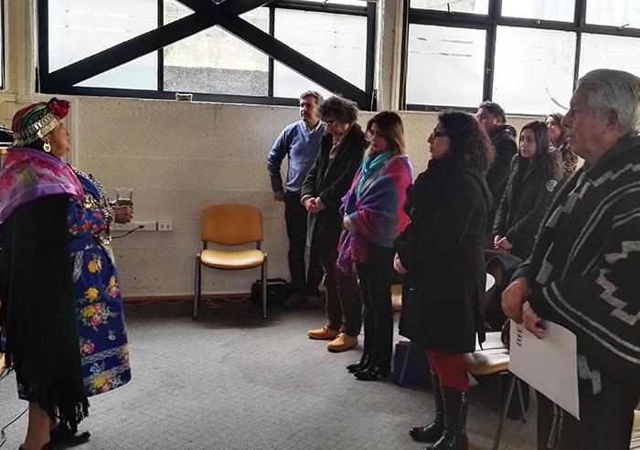 La interculturalidad fue piedra angular de seminario de prevención del SENDA Araucanía  y de la UC Temuco