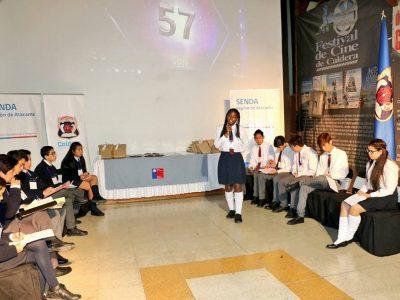 Estudiantes de Mejillones obtienen tercer lugar en debates preventivos Macro Zona Norte