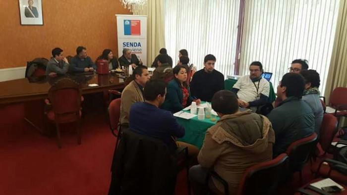 La Unión efectuó 2ª reunión de Comisión Comunal de SENDA Previene
