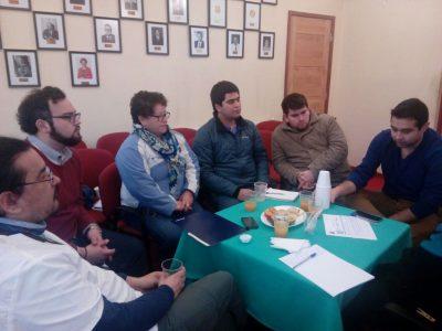 En Monte Patria sesiona Comisión Comunal de Drogas y Alcohol