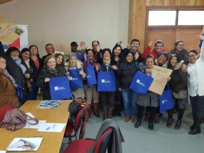 Dirigentes sociales conversan sobre problemática de alcohol en la comuna de La Unión
