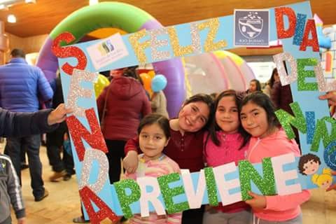 En Río Bueno celebraron a niños y niñas en su día