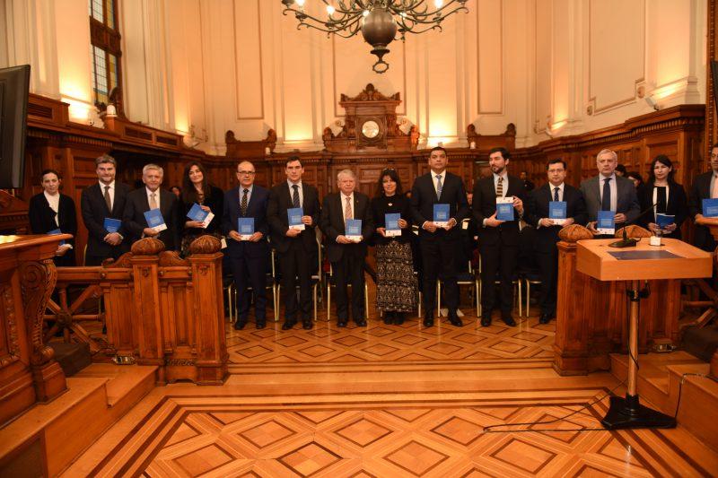 Inauguran oficialmente Tribunales de Tratamiento de Drogas para Adolescentes en la Región Metropolitana