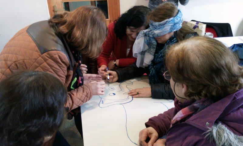 Senda Realizó Capacitación a Tutoras del Programa Residencia Familiar de Aysén