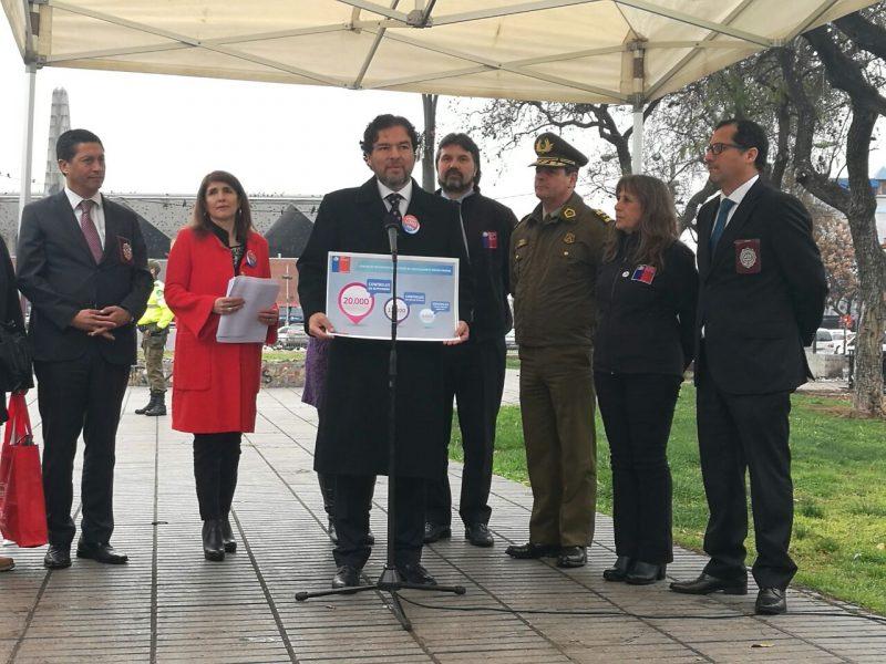 Con Fonda de la Prevención y Seguridad, Gobierno entrega recomendaciones para celebración de Fiestas Patrias