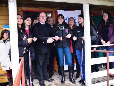 Inauguran primera oficina SENDA Previene en la Provincia de Palena