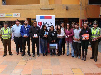 En Terminal ASOAGRO Arica se dieron a conocer medidas de prevención y seguridad para estas fiestas patrias 2017