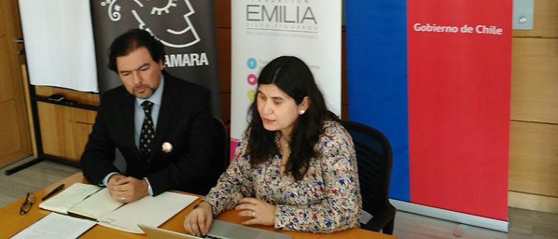 SENDA apoya campaña preventiva de Fundación Emilia para Fiestas Patrias