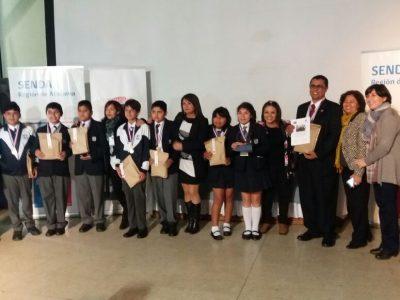 Estudiantes del Liceo Gabriela Mistral de Arica obtienen segundo lugar en Tercer Torneo de Debates Preventivos Macro Zonal Norte