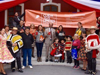 SENDA con fonda preventiva refuerza llamado a celebrar con responsabilidad en estas Fiestas Patrias 2017