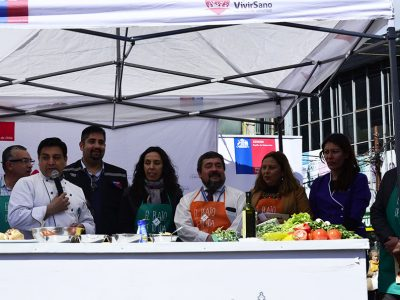 Servicio Públicos de la región de Valparaíso promueven Fiestas Patrias Saludables y Seguras