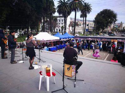 En Ramada Preventiva se dieron recomendaciones para celebrar estas fiestas patrias con responsabilidad en Valparaíso