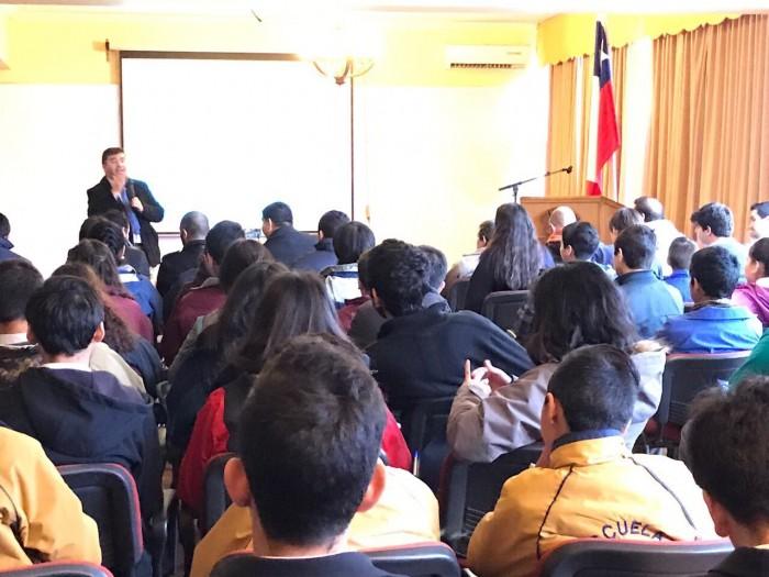 Realizaron 1er Encuentro de Líderes y Dirigentes Juveniles de La Unión