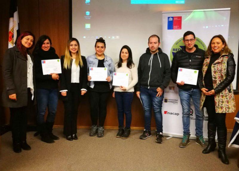Profesionales de la región participan en V Encuentro Macrozonal