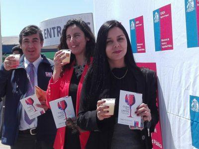 SENDA Tarapacá invita a cuidar sus límites en Alto Hospicio