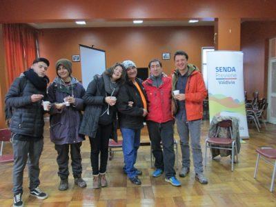 Usuarios de Centro de Tratamiento de Consumo de Sustancias compartieron sus experiencias con estudiantes del Liceo Santa María La Blanca de Valdivia