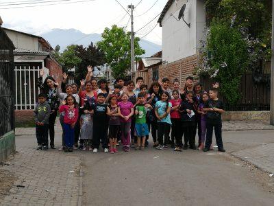 SENDA trabaja con dirigentes sociales de la comuna de La Pintana