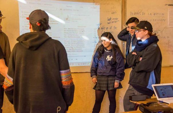 Estudiantes de Peñaflor fortalecen factores protectores con talleres preventivos
