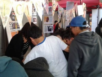 Con éxito se realiza feria de género, sexualidad y afectividad en Huechuraba