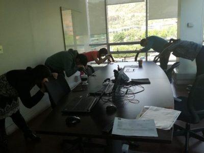 Trabajadores y trabajadoras de Huechuraba comienzan a prevenir el consumo de drogas y alcohol