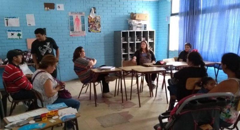 SENDA desarrolla Jornada de Parentalidad Positiva en el Liceo Polivalente Manuel Rodríguez