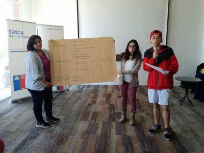 SENDA Araucanía celebra el Día de La Mujer en comunidad terapéutica