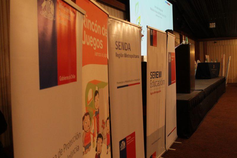 SENDA participa de Jornada Regional de Mesas de Aulas de Bienestar