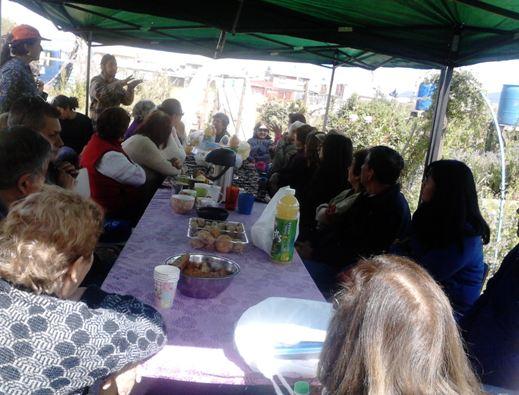 Masiva asistencia a trekking preventivo en La Serena