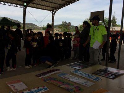 Con corrida familiar potencian el buen uso del tiempo libre en Melipilla