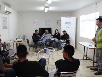 SENDA Previene Renca continúa trabajando con Gilbarco Veeder-Root