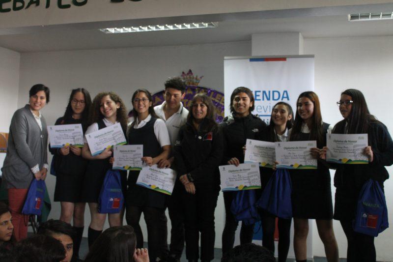 Colegio San Adrián se queda con el primer lugar de los Quintos Debates Estudiantiles