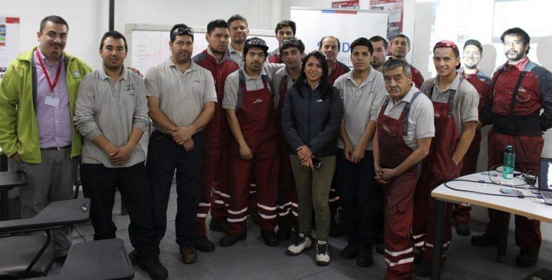 Trabajadores de Renca realizan última sesión preventiva junto a nuestro SENDA Previene