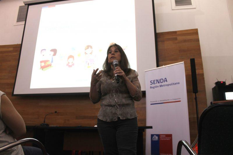 SENDA capacita a profesionales en Habilidades Preventivas Parentales