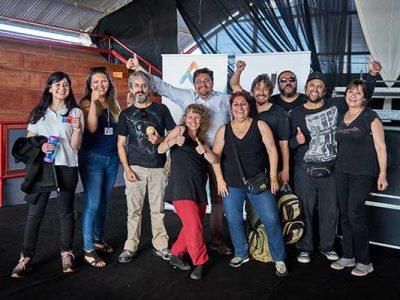 Senda Antofagasta inaugura nueva oficina Previene en María Elena