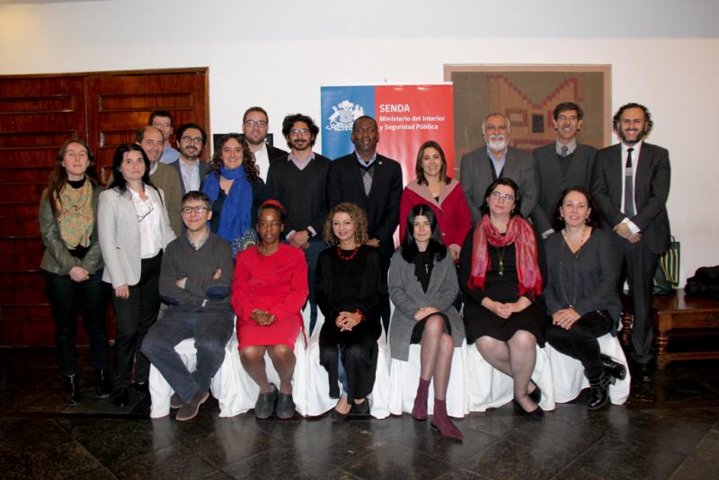 Chile acoge reunión de programa Copolad para validar indicadores de uso problemático de drogas