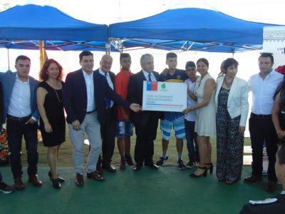 Inauguran nuevo centro de tratamiento para jóvenes en Ovalle