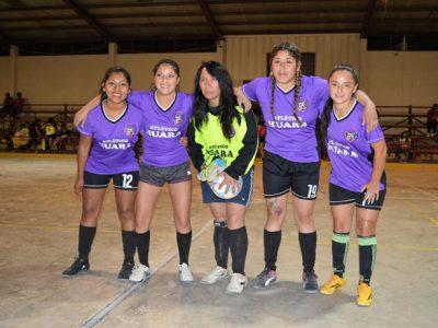 Parte campeonato de fútbol femenino que busca promover prevención de drogas en la comuna de Huara