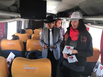 SENDA Tarapacá refuerza campaña preventiva de alcohol por fin de semana largo