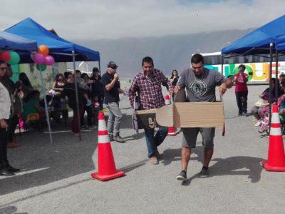 Vecinos de Caleta Chipana participaron en fiesta preventiva de Oficina SENDA Previene Iquique