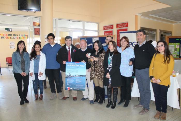 Lanzaron Programa Ambulatorio Básico de Tratamiento implementado en Centro de Salud Familiar de Panguipulli