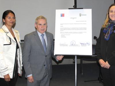 SENDA inauguró oficina Previene de Salamanca y amplió cobertura en Región de Coquimbo