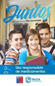 Senda Previene Llay Llay y Desafío Levantemos Chile organizan capacitación a docentes