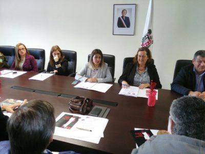 Intendenta y Senda lideran abordaje de indices de alcohol en La Araucanía