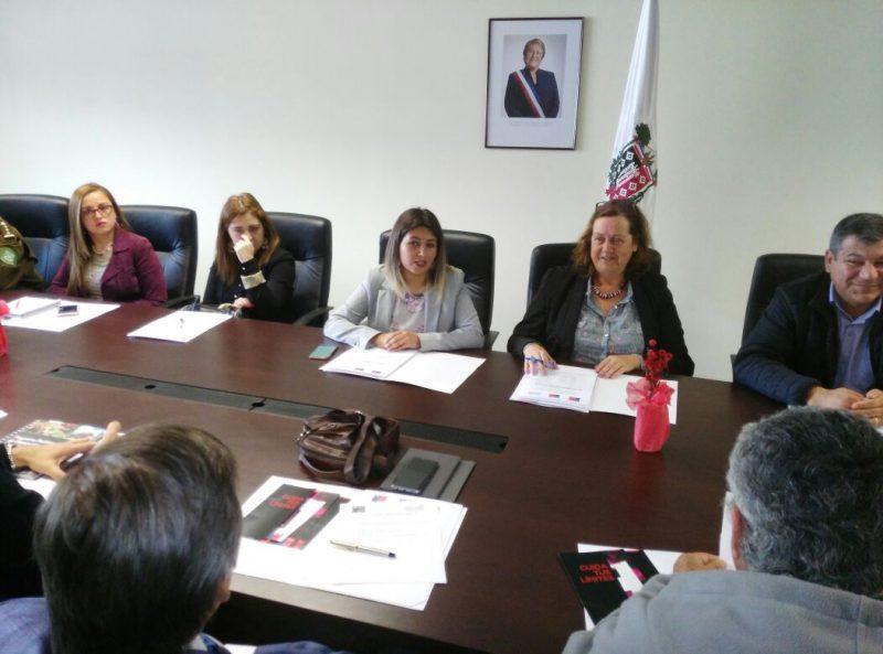 Autoridades realizaron campaña de prevención en Caldera