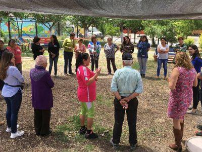 Encuentro Intercomunal de Grupos Barriales Preventivo reúne a comunidades de Valparaíso y Los Andes