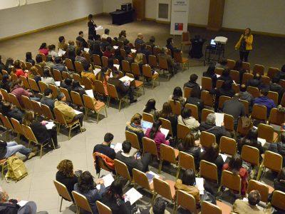 SENDA Valparaíso promueve el Bienestar Docente con jornada de capacitación para más de 170 profesionales de establecimientos educacionales de la región