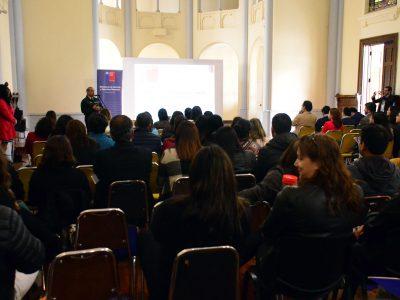Senda Previene Coyhaique recuperando espacios para la prevención